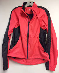 mtb rain gear cannondale women u0027s morphis cycling rain jacket windproof coral