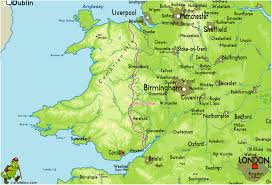 Map Of Wales England by Border Background U2013 Energetic Collaborations