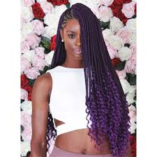 crochet braid hair zury synthetic crochet braid 2x goddess loc braid curl