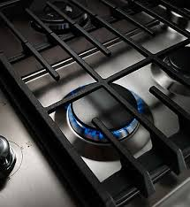 Gas On Glass Cooktop 36 36