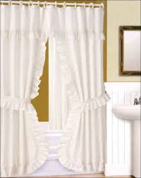 Black Curtains With Valance Bathroom Awesome Beige Bathroom Curtains Bathroom Curtains And