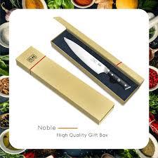 shan zu chef knife 8 inches high carbon high chrome steel