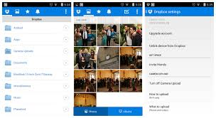 dropbox app for android dropbox update finally fixes upload issues on android 4 4 2