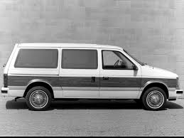 dodge van dodge caravan 1987 picture 2 of 3