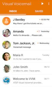at t visual voicemail apk at t visual voicemail android apps on play