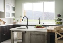 new kitchen faucet moen introduces three new kitchen collections and expands existing