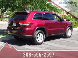 red jeep 2016 2016 jeep grand cherokee in idaho for sale 26 used cars from