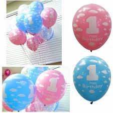 boy 1st birthday baby girl boy 1st birthday balloon balloons year birthday