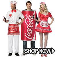 Coca Cola Halloween Costume Dress Group Costumes U0026 Ideas Family Costumes Trendyhalloween