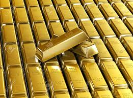 Popular 3d Gold Bars Background Wallpaper. Luxury Gold Bars Metal Stock  @FD82
