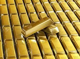 Popular 3d Gold Bars Background Wallpaper. Luxury Gold Bars Metal Stock  &YO36