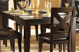 dining room dramatic 9 piece dining room table and chairs