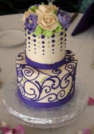 White Flower Cake Shoppe - centerpiece white flower cake shoppe