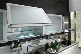 Latest Frosted Glass Kitchen Cabinet Doors Frosted Glass Kitchen - Kitchen cabinets with frosted glass doors