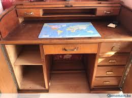 bureau secr aire bois meuble bureau secretaire bois ancien a vendre 2ememain be