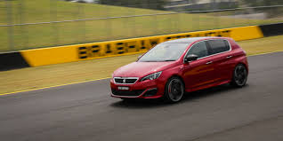 peugeot family drive 2016 peugeot 308 gti review quick drive caradvice