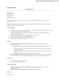 template for high resume for college admissions academic resume for college college resumes templates template