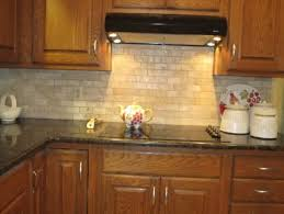 kitchen backsplash idea like simplicity our home pinterest