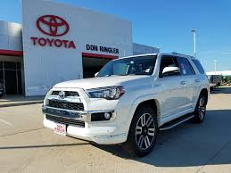 new 2017 toyota 4runner limited for sale in temple tx vin