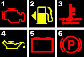 toyota dash light meanings what do all those symbols on the dashboard mean instrument panel