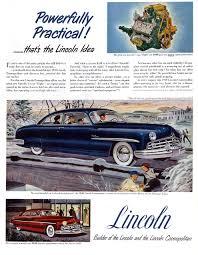 Vintage Ford Truck Brochures - 1949 lincoln lincoln car brochures pinterest ford cars