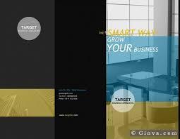 ms word brochure templates free download cvletter csat co