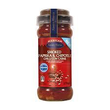 smoky paprika chilli con carne with smoked paprika chipotle seasoning sauce