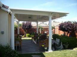 Sunscreen Patios And Pergolas by Patio Cover Ideas Aluminum Patio And Deck Covers Ricku0027s