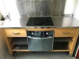 cuisine four encastrable ikea meuble cuisine four encastrable et plaque newsindo co