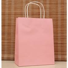 pink gift bags online get cheap pink paper gift bags aliexpress alibaba
