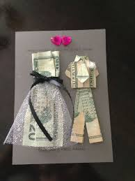 creative wedding presents a creative way to give money as a wedding gift www