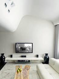 minimalist apartment plants ideas wooden table storage cabinet