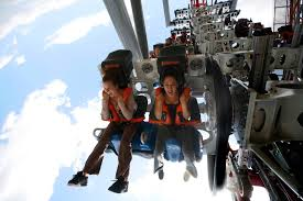 Six Flags Scary Rides 9 Of The Best Rides At Magic Mountain