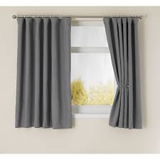 decor u0026 tips thermal blackout curtains for light blocking