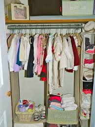 Clothes Storage No Closet Baby Clothes Keep It Neat