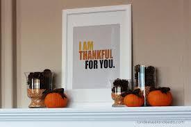thanksgiving mantel decorating ideas u2013 decoration image idea