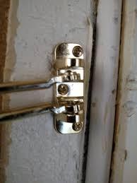 Interior Door Latches Broken Interior Door Latch No Rivet At Top Picture Of Days Inn