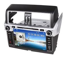 aliexpress com buy 2 din car dvd gps car radio for toyota prado