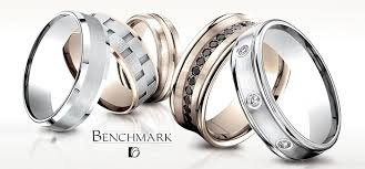 benchmark wedding bands benchmark rings at barclay s jewelers