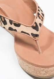 ugg slippers sale outlet ugg shoes black ugg natassia t bar sandals chestnut