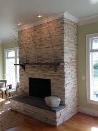 decorations stone veneer around fireplace fireplace design ideas