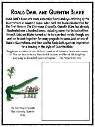 roald dahl facts information and worksheets teaching resources