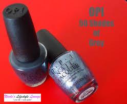 opi 50 shades of grey limited edition nail polish u2014 nicole u0027s