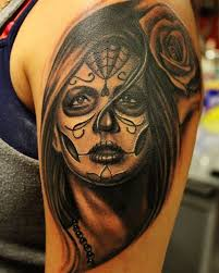 crazy clown face tattoo real photo pictures images and sketches