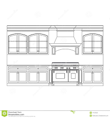 attractive inspiration ideas kitchen cabinet elevation cabinets glamorous kitchen cabinet elevation cabinets stock photography image 14125622 elevations autocad block dwg dimensions view