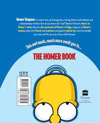 the homer book simpsons library of wisdom matt groening