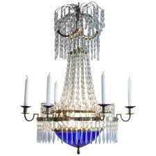 Swedish Chandelier Swedish Gustavian Style Chandelier Late 19th Century For Sale At