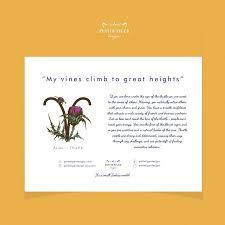 zodiac flowers aries thistle petitetigerdesigns