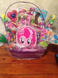 my pony easter basket easter ponies my