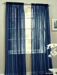 Sheer Navy Curtains Navy Blue Sheer Curtains And Best 25 Navy Blue Curtains